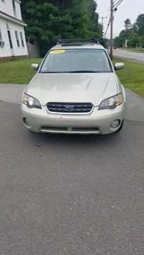 2005 Subaru Outback for sale at ATI Automotive & Used Cars Inc. in Plaistow NH