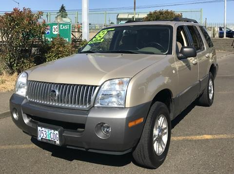 2005 Mercury Mountaineer for sale in Portland, OR