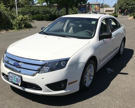 2011 Ford Fusion for sale in Portland, OR
