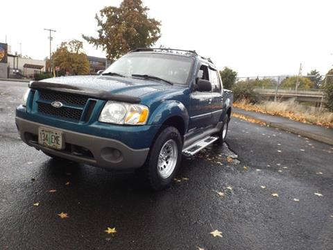 2001 Ford Explorer Sport Trac for sale in Portland, OR