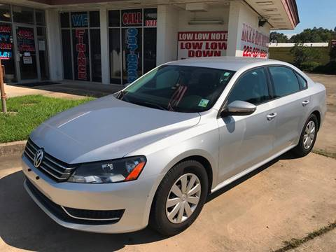 2012 Volkswagen Passat for sale in Baton Rouge, LA