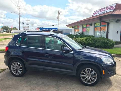 2011 Volkswagen Tiguan for sale in Baton Rouge, LA
