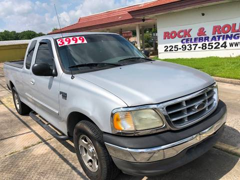 2003 Ford F-150 for sale in Baton Rouge, LA