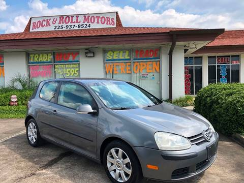2008 Volkswagen Rabbit for sale in Baton Rouge, LA