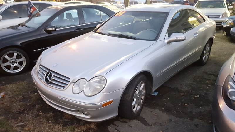 2004 mercedes benz clk clk 320 2dr coupe in charlotte nc for Mercedes benz of charlotte nc