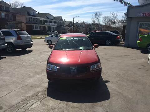 2005 Nissan Sentra for sale at 2480 Autos in Kenmore NY