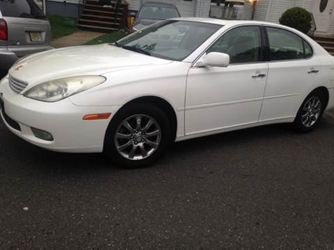 2002 Lexus ES 300 for sale at O A Auto Sale - O & A Auto Sale in Paterson NJ
