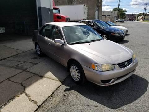 2002 Toyota Corolla for sale at O A Auto Sale - O & A Auto Sale in Paterson NJ