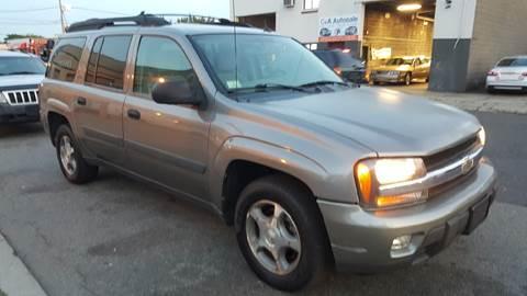 2005 Chevrolet TrailBlazer EXT for sale at O A Auto Sale - O & A Auto Sale in Paterson NJ