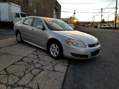 2010 Chevrolet Impala for sale at O A Auto Sale - O & A Auto Sale in Paterson NJ
