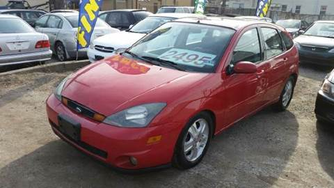 2003 Ford Focus SVT for sale at O A Auto Sale in Paterson NJ