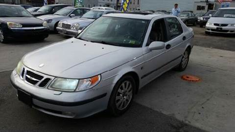 2002 Saab 9-5 for sale at O A Auto Sale in Paterson NJ