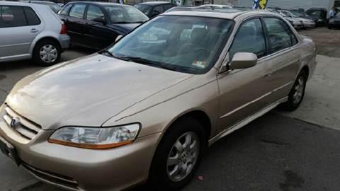 2001 Honda Accord for sale at O A Auto Sale in Paterson NJ