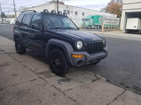 2003 Jeep Liberty for sale at O A Auto Sale - O & A Auto Sale in Paterson NJ