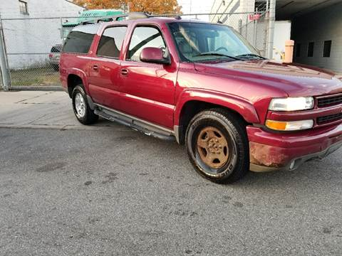 2004 Chevrolet Suburban for sale at O A Auto Sale - O & A Auto Sale in Paterson NJ