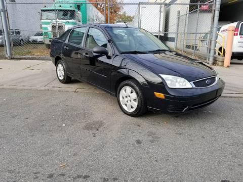 2007 Ford Focus for sale at O A Auto Sale - O & A Auto Sale in Paterson NJ