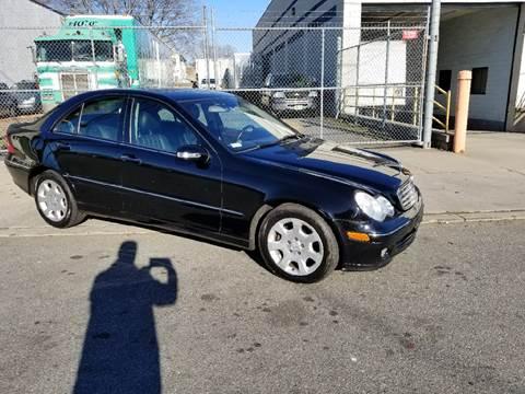2005 Mercedes-Benz C-Class for sale at O A Auto Sale - O & A Auto Sale in Paterson NJ