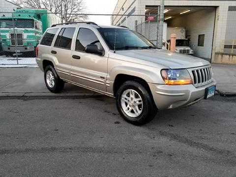 2004 Jeep Grand Cherokee for sale at O A Auto Sale - O & A Auto Sale in Paterson NJ