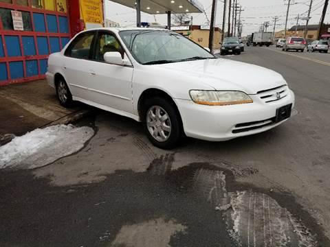 2002 Honda Accord for sale at O A Auto Sale - O & A Auto Sale in Paterson NJ