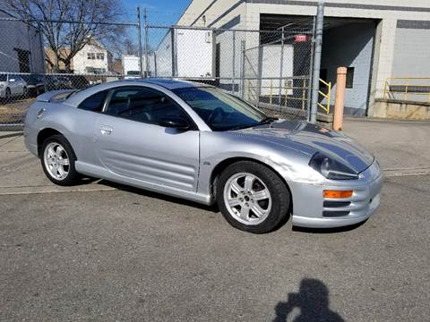 2001 Mitsubishi Eclipse for sale at O A Auto Sale - O & A Auto Sale in Paterson NJ