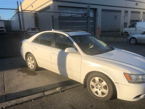 2009 Hyundai Sonata for sale at O A Auto Sale in Paterson NJ
