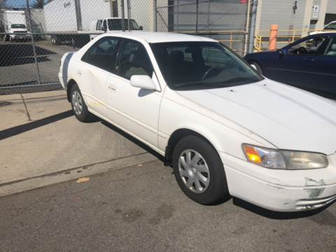 1999 Toyota Camry for sale at O A Auto Sale in Paterson NJ