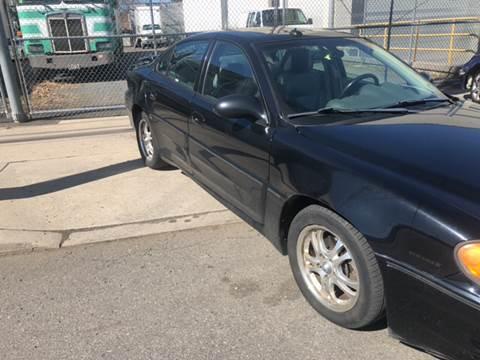 2003 Pontiac Grand Am for sale at O A Auto Sale in Paterson NJ