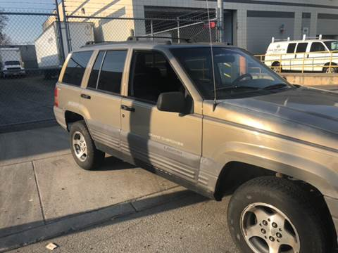 1998 Jeep Grand Cherokee for sale at O A Auto Sale in Paterson NJ
