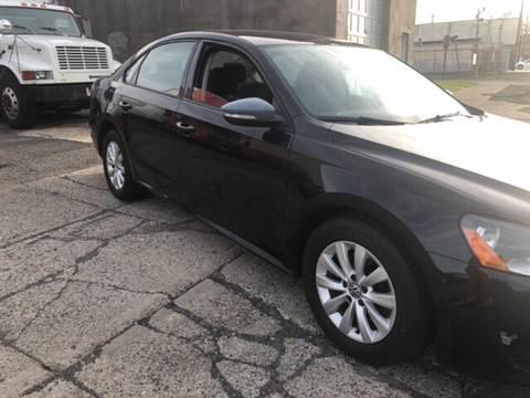2013 Volkswagen Passat for sale at O A Auto Sale in Paterson NJ