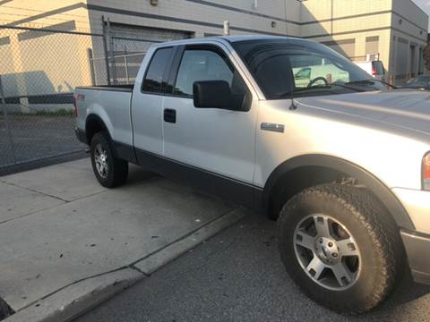 2004 Ford F-150 for sale at O A Auto Sale in Paterson NJ