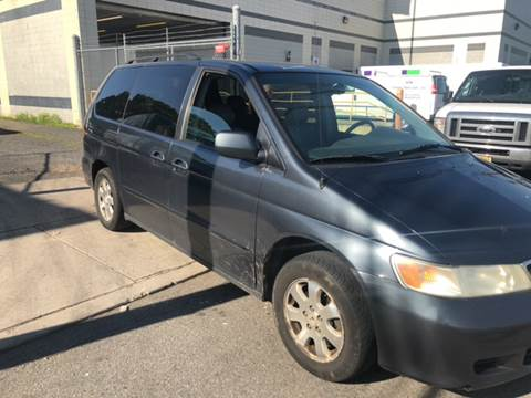 2004 Honda Odyssey for sale at O A Auto Sale in Paterson NJ