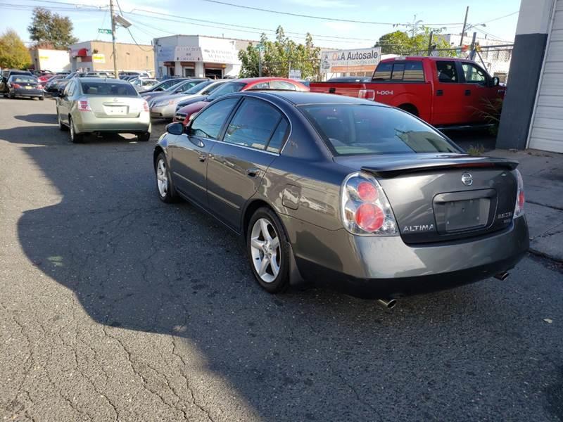 2005 Nissan Altima 3.5 Se R >> 2005 Nissan Altima 3 5 Se R 4dr Sedan In Paterson Nj O A