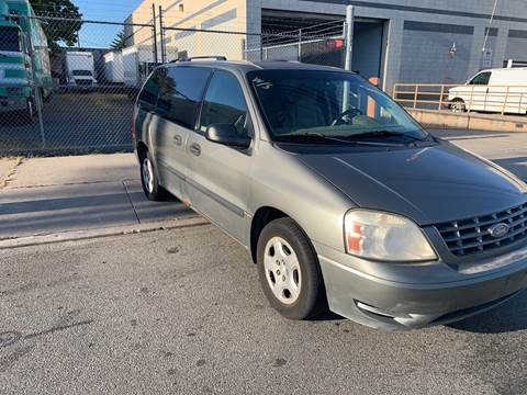 2005 Ford Freestar for sale in Paterson, NJ