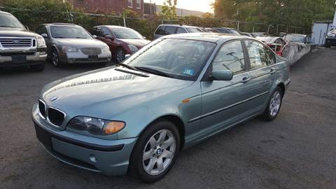 2003 BMW 3 Series for sale at O A Auto Sale in Paterson NJ