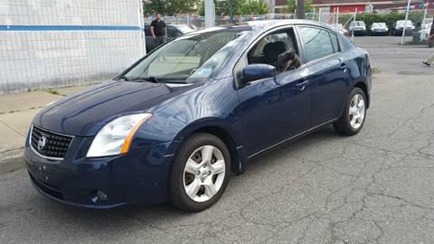 2008 Nissan Sentra for sale at O A Auto Sale - O & A Auto Sale in Paterson NJ