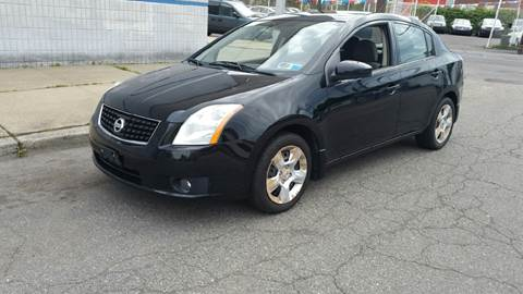 2008 Nissan Sentra for sale at O A Auto Sale - O & A Auto Sale in Paterson NJ