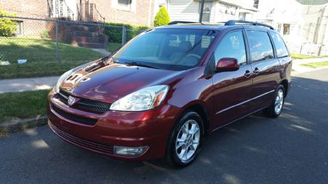 2004 Toyota Sienna for sale at O A Auto Sale - O & A Auto Sale in Paterson NJ
