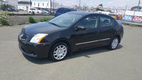2011 Nissan Sentra for sale at O A Auto Sale - O & A Auto Sale in Paterson NJ