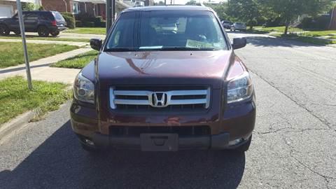 2008 Honda Pilot for sale at O A Auto Sale - O & A Auto Sale in Paterson NJ