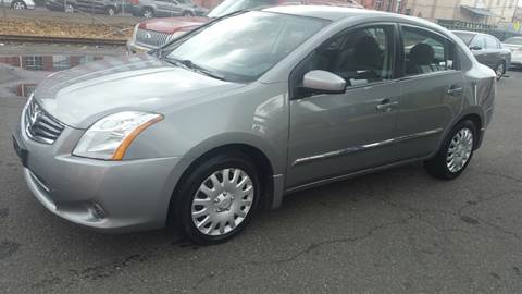 2010 Nissan Sentra for sale at O A Auto Sale - O & A Auto Sale in Paterson NJ