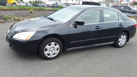 2005 Honda Accord for sale at O A Auto Sale - O & A Auto Sale in Paterson NJ