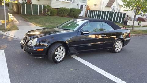 2002 Mercedes-Benz CLK for sale at O A Auto Sale - O & A Auto Sale in Paterson NJ