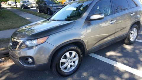 2012 Kia Sorento for sale at O A Auto Sale - O & A Auto Sale in Paterson NJ