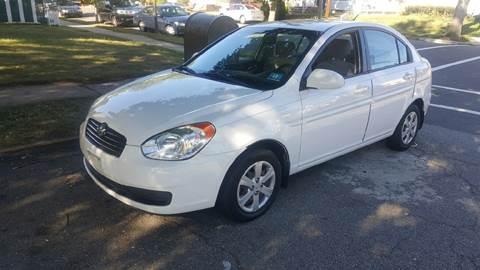 2008 Hyundai Accent for sale at O A Auto Sale - O & A Auto Sale in Paterson NJ
