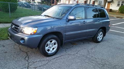 2005 Toyota Highlander for sale at O A Auto Sale - O & A Auto Sale in Paterson NJ