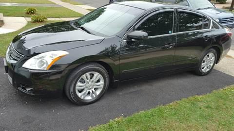 2010 Nissan Altima for sale at O A Auto Sale - O & A Auto Sale in Paterson NJ