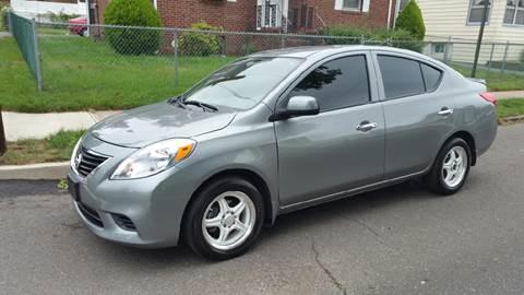 2013 Nissan Versa for sale at O A Auto Sale - O & A Auto Sale in Paterson NJ