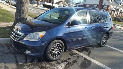 2005 Honda Odyssey for sale at O A Auto Sale - O & A Auto Sale in Paterson NJ