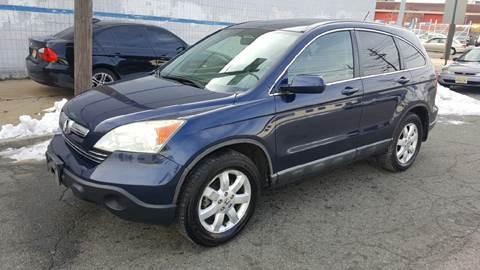 2008 Honda CR-V for sale at O A Auto Sale - O & A Auto Sale in Paterson NJ