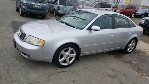 2004 Audi A6 for sale at O A Auto Sale - O & A Auto Sale in Paterson NJ